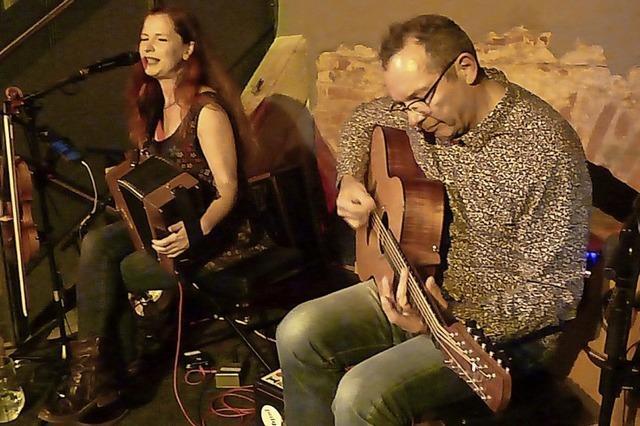 Irische Volksmusik in Schallstadt