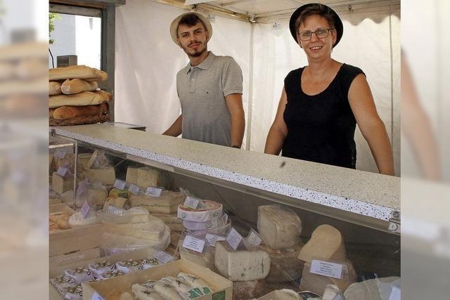Alles Käse bei den Haags