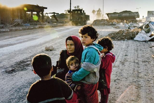 Die Zerstörungen des Kalifats