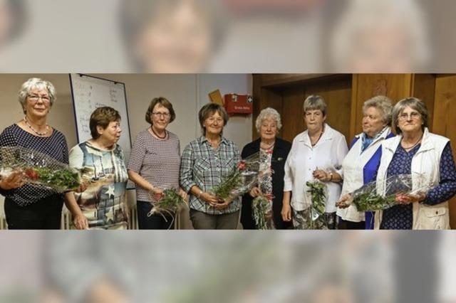 Frauenkreis St. Peter und Paul ist neu aufgestellt