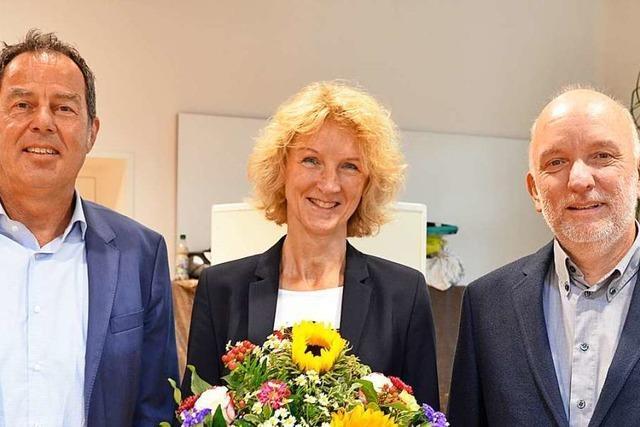 Der Binzener Bürgermeister Andreas Schneucker führt jetzt den GVV