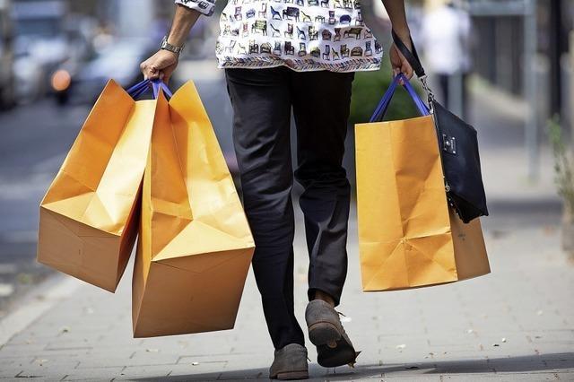 Konsumlaune der Bundesbürger bleibt gut