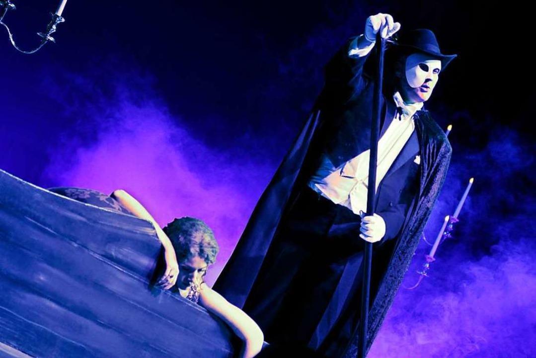 Das Phantom  | Foto: honorarfrei