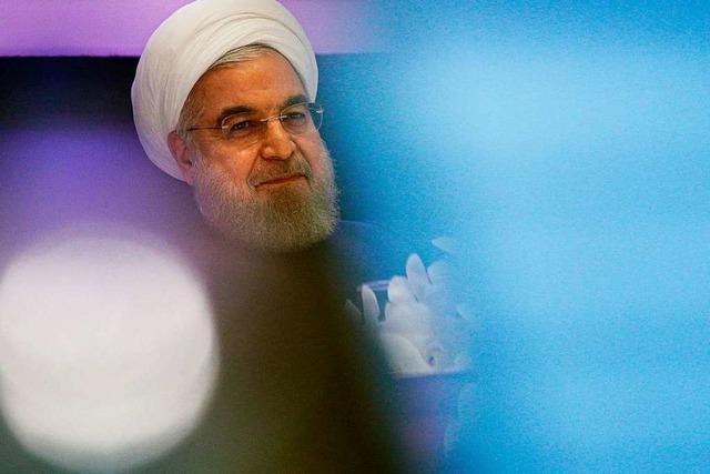 Iran erhöht im Atomstreit Druck auf Europäer