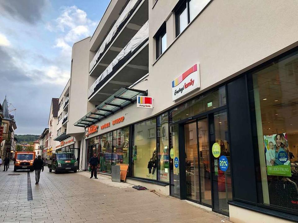 Die neue Fußgängerzone in der Scheffel...r weitere autofreie Zonen vorgestellt.  | Foto: Nicolai Kapitz
