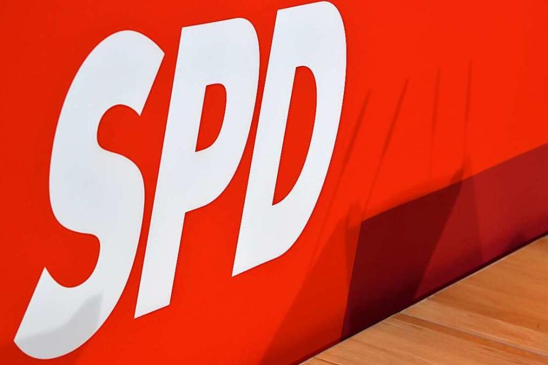 Die SPD unterstützt die Grünen-Kandidatin Christine Buchheit.  | Foto: Bernd von Jutrczenka (dpa)