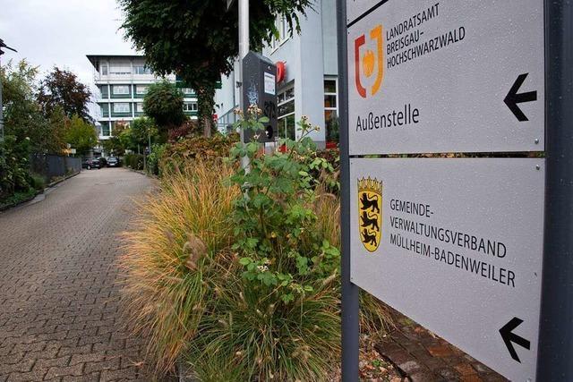 Müllheimer Bürgermeisterwahlen verkomplizieren Neubesetzung des GVV-Vorsitzes