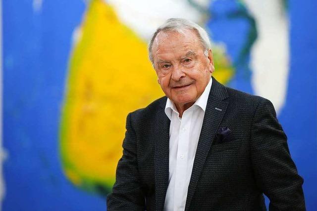 Rüdiger Hurrle schließt sein Museum für aktuelle Kunst