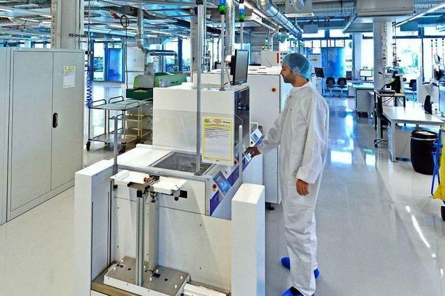 Warum die Fraunhofer-Institute für Südbaden so wichtig sind
