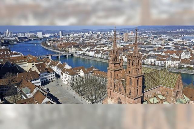 Kostbarer Buchdeckel geht nach Basel