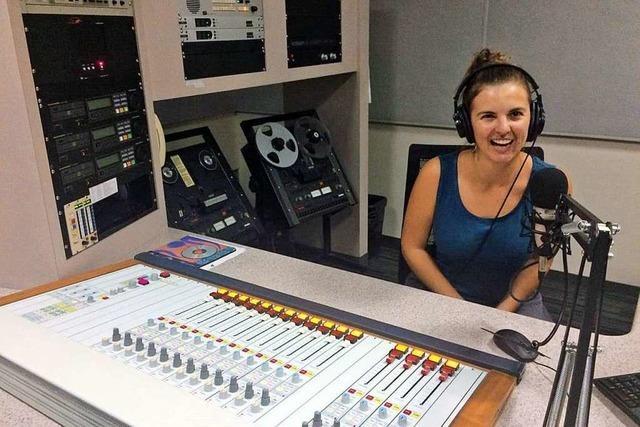 Diese amerikanische Podcasterin berichtet aus Freiburg über ihr Leben in Deutschland
