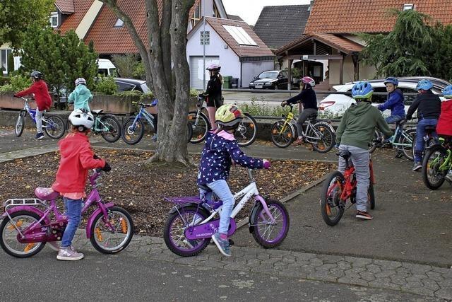 Radhelden in Ringsheim unterwegs