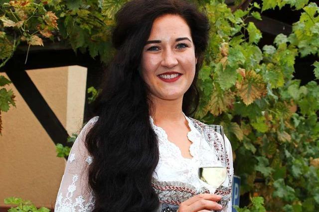 Nicole Kist aus Bühl-Neusatz ist neue Ortenauer Weinprinzessin