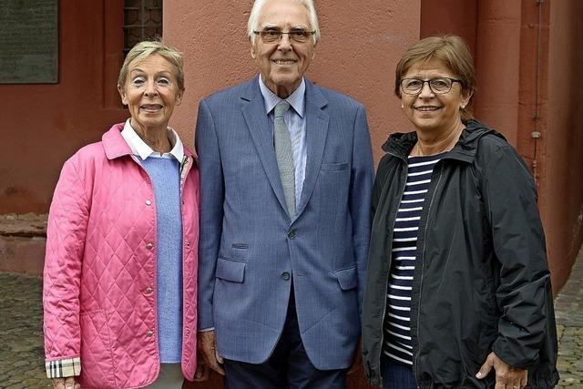 Zeit und Spenden für ältere Menschen