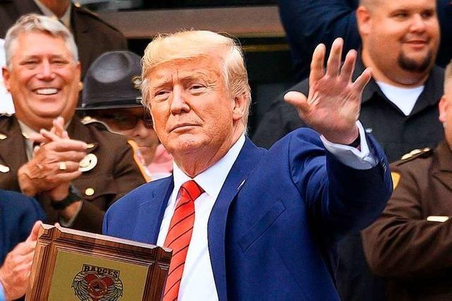 Um Trump herum gibt es nur noch Jasager