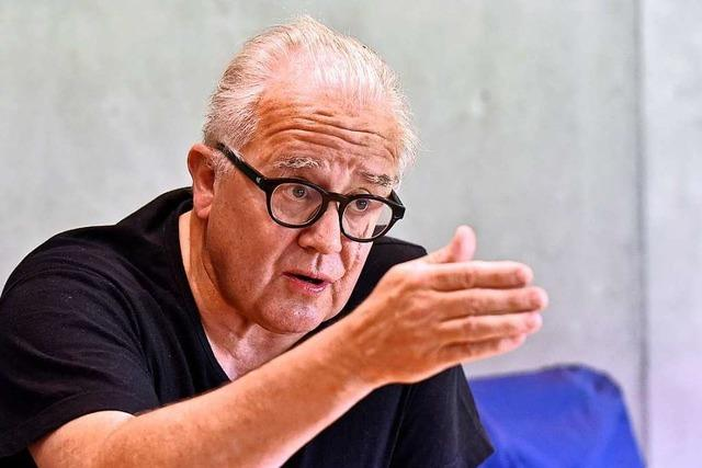 DFB-Präsident Fritz Keller: