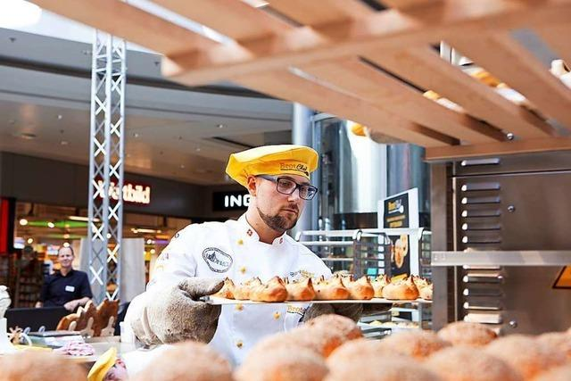 Maulburger Bäcker über 2. Platz