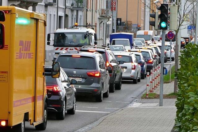 In zehn Jahren wurden im Landkreis 20.300 Autos zugelassen