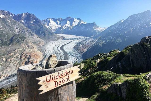 Ach, Aletsch! Liebesbrief an einen sterbenden Gletscher