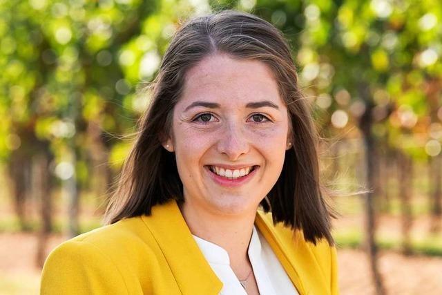 Miriam Kaltenbach aus Gundelfingen ist keine Weinkönigin geworden