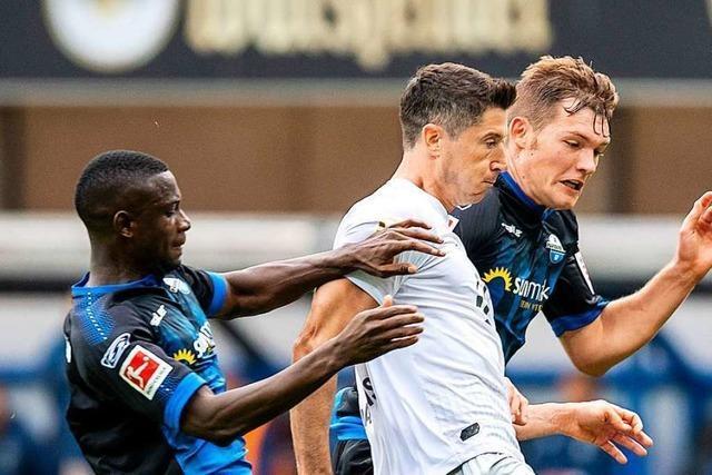 Schalke stoppt RB-Höhenflug - Bayern übernimmt Tabellenspitze