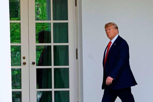 Trump reagiert mit Videobotschaft auf drohendes Amtsenthebungsverfahren