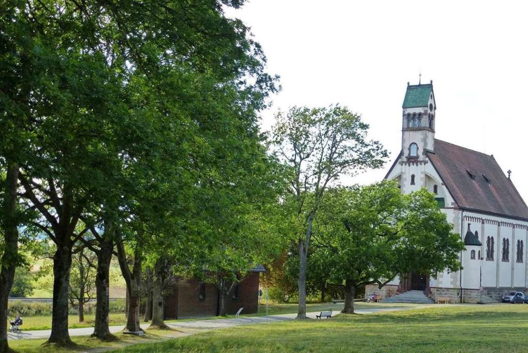 Aus der Wallfahrtskirche Witterschnee sind sechs Gemälde gestohlen worden.    Foto: Karla Scherer