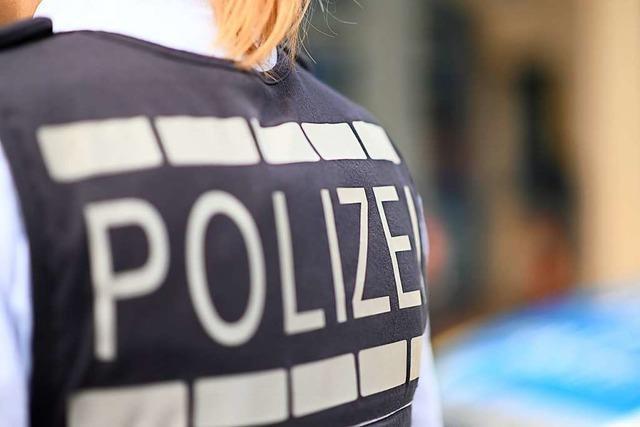 Unbekannte schlagen Fenster in Adelhausen ein