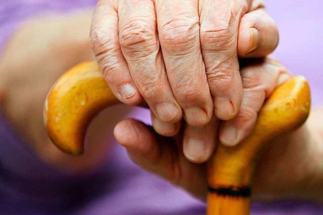Polizei schlichtet Streit zwischen 93-Jähriger und 41-Jährigem