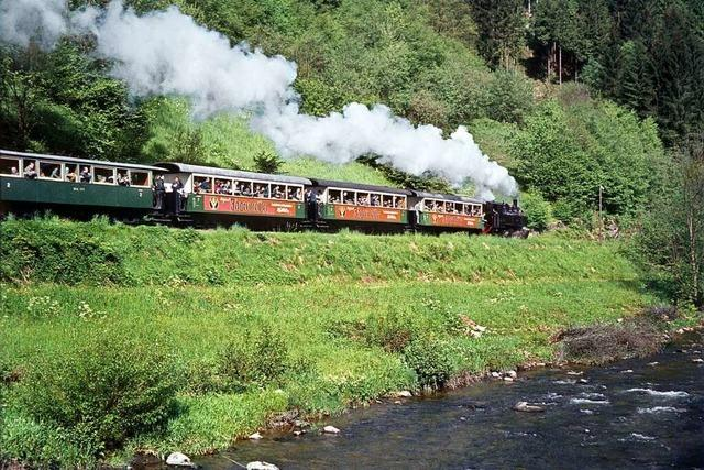 Eisenbahnexperte erweckt das Todtnauerli zum Leben