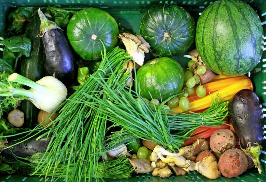 Gute Lebensmittel sind der Schlüssel zu gutem Essen    Foto: Jens Büttner