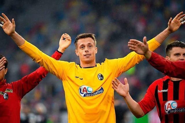 Fotos: SC Freiburg gewinnt chancenarmes Spiel in Düsseldorf