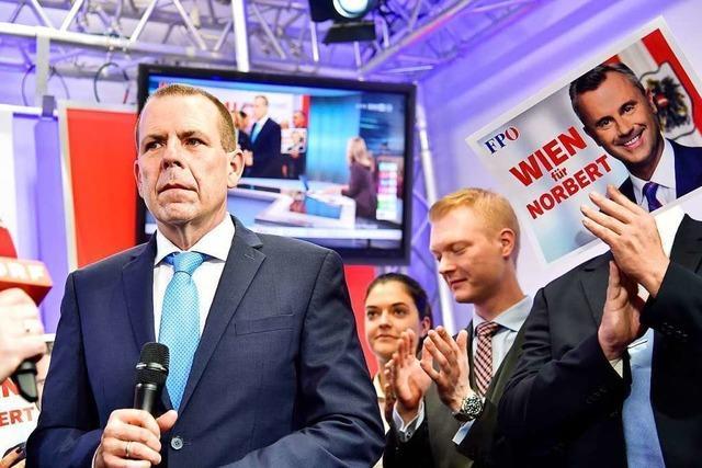 FPÖ sieht sich in der Oppositionsrolle –