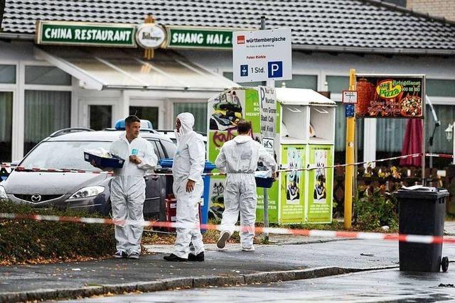 Mord auf offener Straße in Göttingen: Mutmaßlicher Täter gefasst