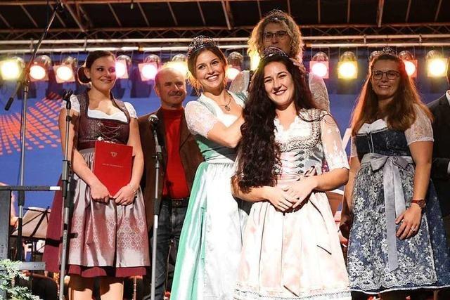 Fotos: Zehntausende kommen zum Ortenauer Weinfest in Offenburg