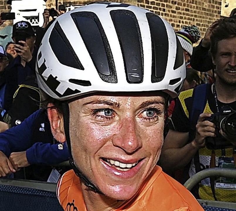 Annemiek van Vleuten  | Foto: BEN STANSALL (AFP)