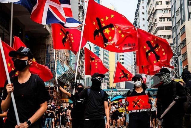 Hongkongs Jugend gibt keine Ruhe – erneut Unruhen und Festnahmen