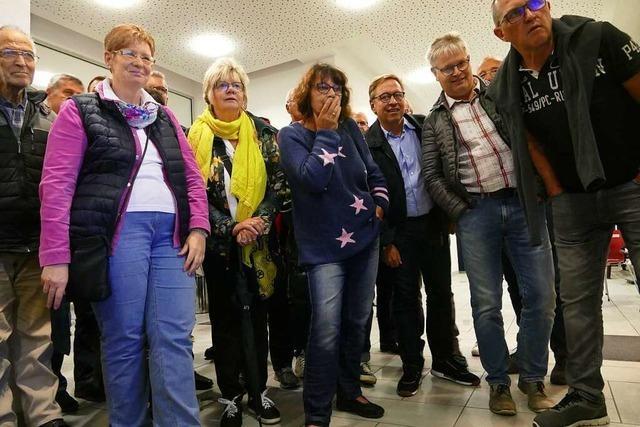 Stimmen zum Wahlergebnis: Siegesstimmung bei der CDU, Enttäuschung bei der Konkurrenz