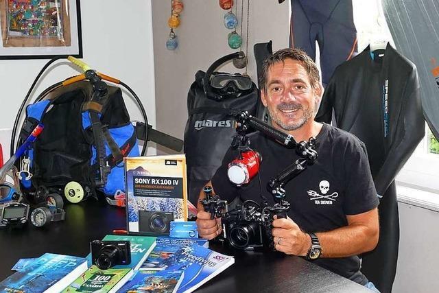 Mirko Friebe: Taucher, Flugbegleiter und Umweltschützer