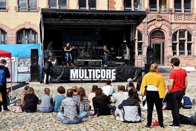 Viele offene Fragen zur geplanten Musikzentrale am Güterbahnhofareal