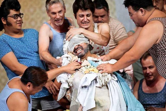 Sparen Sie 40 Prozent bei einer BZ-Sondervorstellung der Verdi-Oper