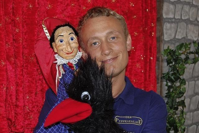 Puppenpalast mit Michael Henne in Endingen, Herbolzheim und Teningen