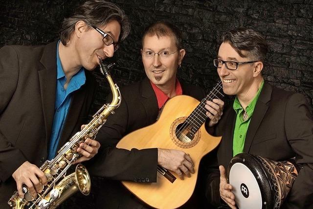 Trio Fabro eröffnet Veranstaltungsreihe Die Brücke in Laufenburg