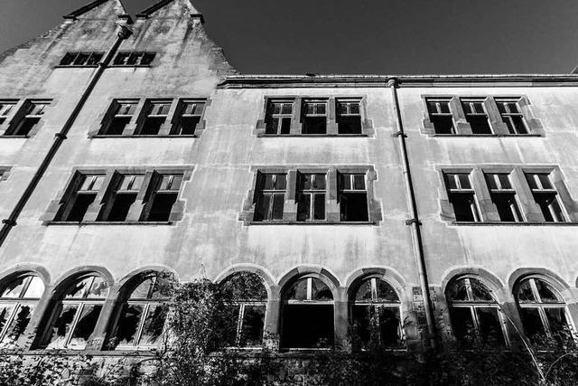 Lost Place im Elsass – die Kaserne