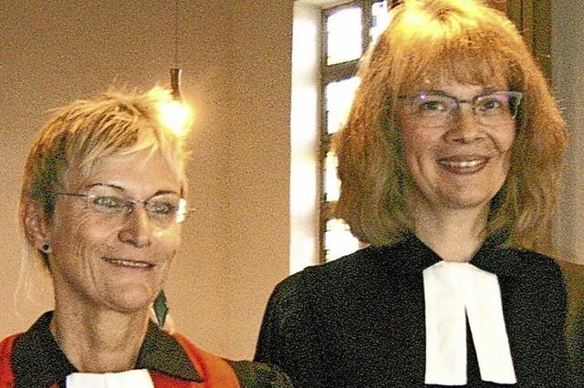 Pfarrerin Dagmar Jetter feierlich in ihr Amt eingeführt