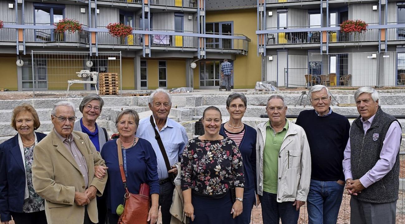 <BZ-FotoAnlauf>Kiwanis-Club Bad Krozin...</BZ-FotoAnlauf> Besuch in Reha-Klinik  | Foto: Ilona Kollum