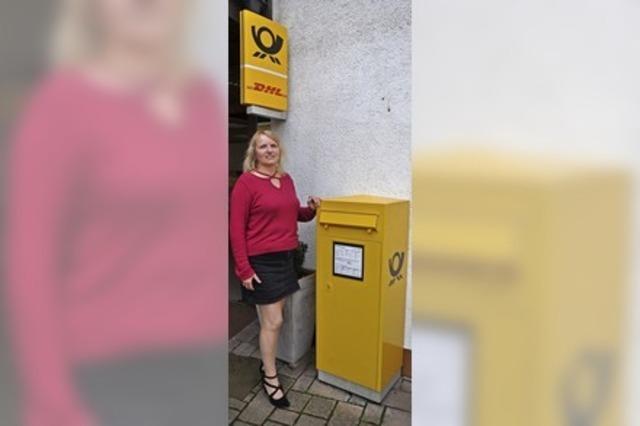 Postagentur mit neuer Leitung