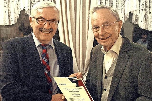 Helmut Kaiser übernimmt Vorsitz