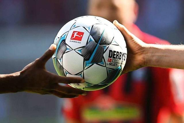 KSC und SC Freiburg spielen am 10. Oktober gegeneinander