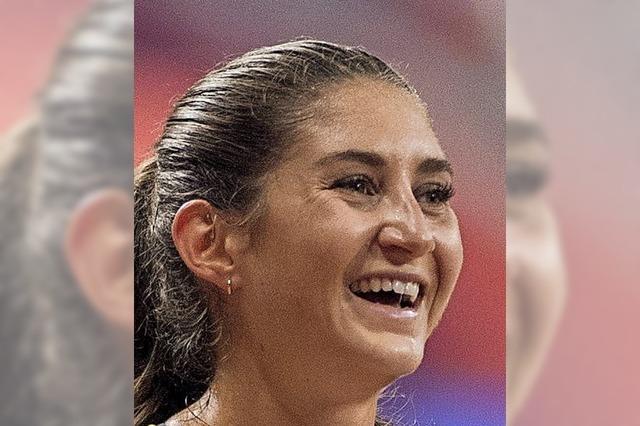 Gesa Krause holt Bronze bei der WM